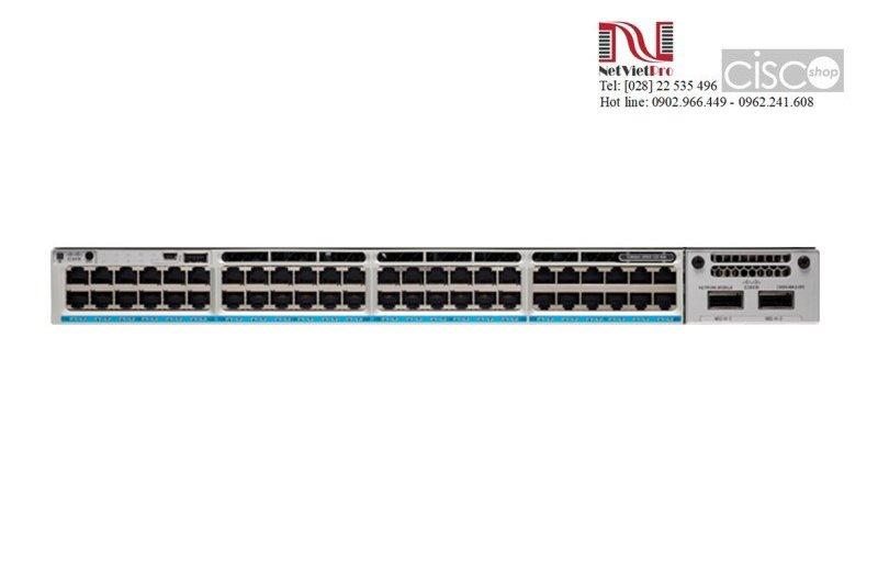 Bộ chuyển đổi switch PoE Cisco C9300-48P-A