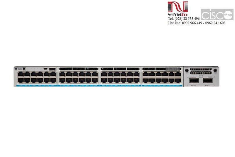 Thiết bị chuyển mạch Cisco C9300-48U-E nhập khẩu