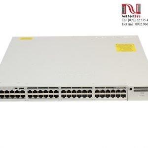 Thiết bị chuyển mạch Cisco Switch C9300-48P-E nhập khẩu