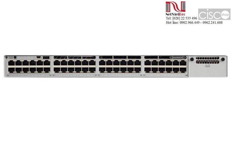 Thiết bị chuyển mạch Cisco switch C9300-48T-A nhập khẩu