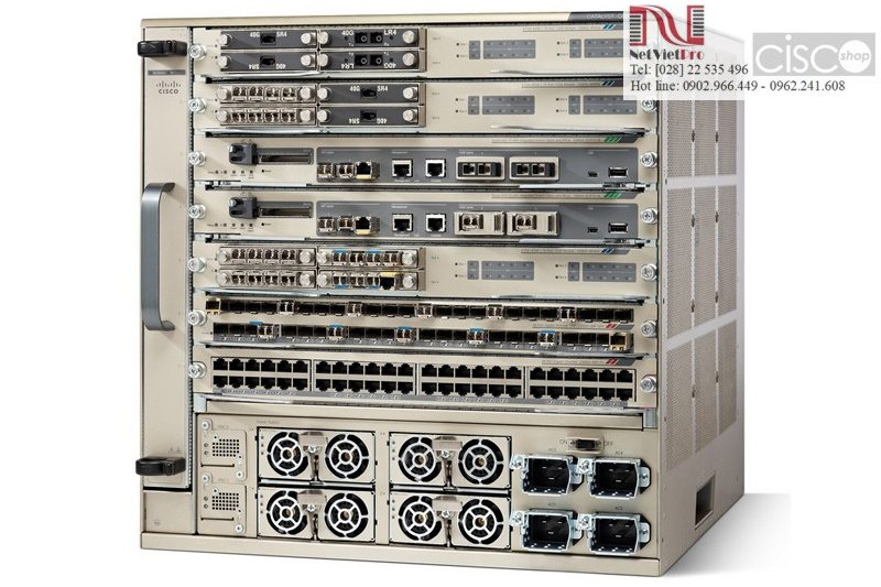 Thiết bị chuyển mạch switch Cisco C6807-XL-S6T-BUN