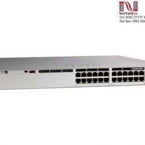 Thiết bị chuyển mạch Switch Cisco C9300-24U-A chính hãng