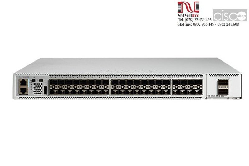 Thiết bị chuyển mạch Switch Cisco C9500-24Q-A Catalyst 9500