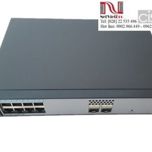 Switch Huawei S1720-10GW-2P 8 Ethernet 10/100/1000 ports AC 110/220V