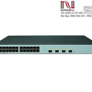 Switch Huawei S1720-28GWR-4P-E AC 24 Ethernet 10/100/1000 ports