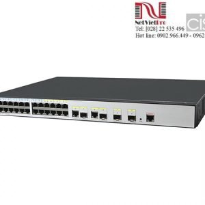 Switch Huawei S2720-28TP-EI-AC switch with 28 ports 10/100/1000Mbps