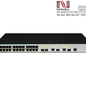 Switch Huawei S2750-28TP-PWR-EI-AC 24 Ethernet 10/100 PoE+ ports