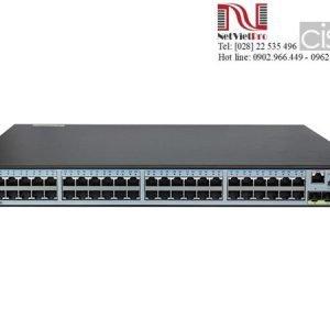 Switch Huawei S5720-56PC-EI-AC 48 Ethernet 10/100/1000 ports 48, 4 Gig SFP