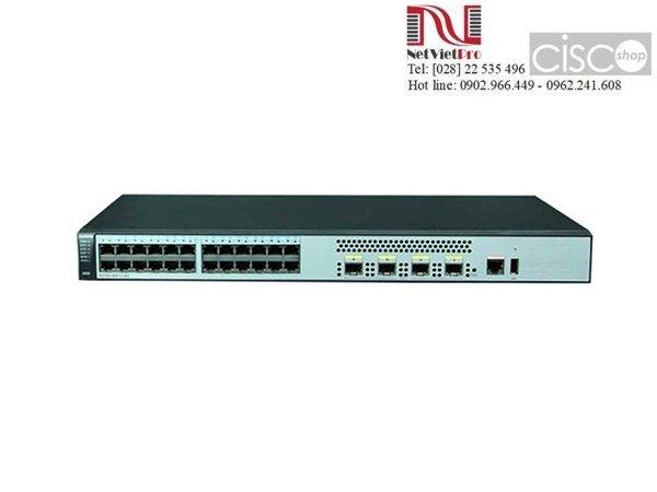 Switch Huawei S5720S-28X-LI-AC 24 Ethernet 10/100/1000 ports, 4 10 Gig SFP+