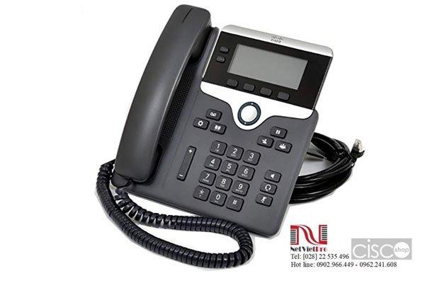 Cisco VoIP phone CP-7821-K9 chính hãng