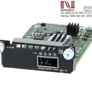 Module Aruba 3810M/2930M 1QSFP+ 40GbE (JL078A)