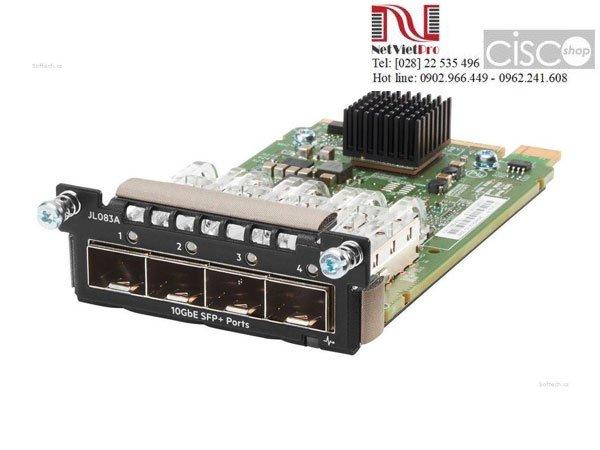 Module Aruba 3810M/2930M 4SFP+ MACsec (JL083A)