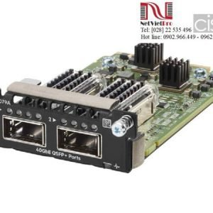 Module Aruba 3810M 2QSFP+ 40GbEc (JL079A)