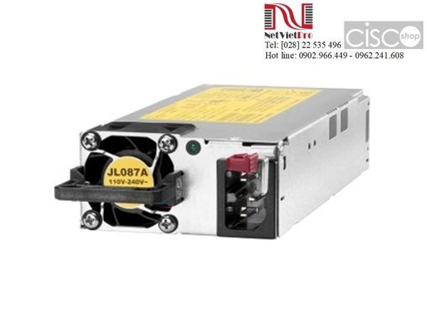 Aruba X372 54VDC 1050W 110-240VAC Power Supply (JL087A)