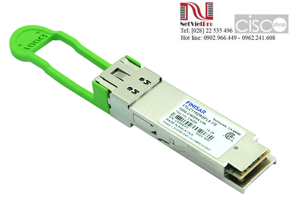 Finisar FTLC1152RGPL6-FB 100 G QSFP28 CWDM4 LITE 500m