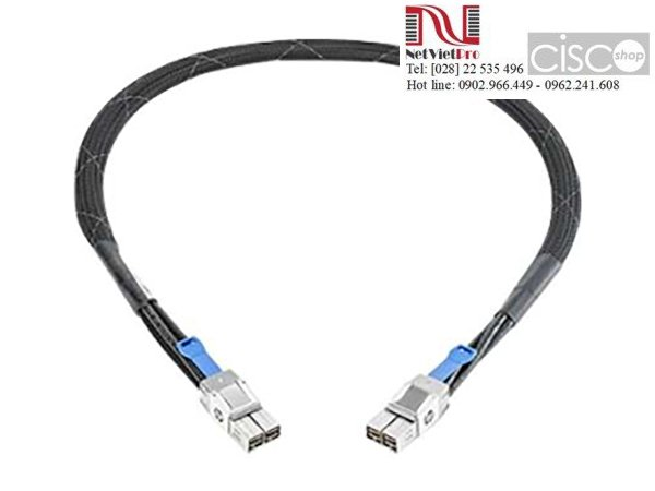 HPE 3800 1m Stacking Cable (J9665A)
