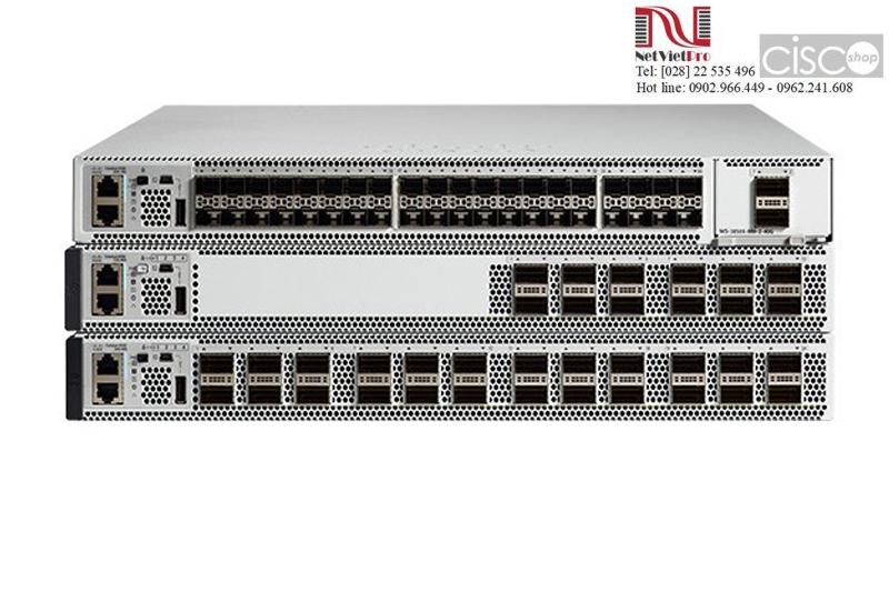 Thiết bị chuyển mạch Switch Cisco C9500-16X-E Catalyst 9500 Series