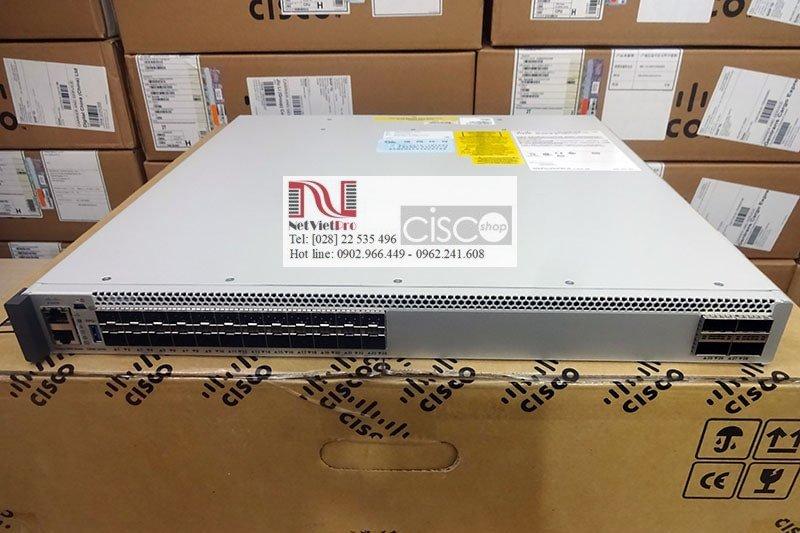 Thiết bị chuyển mạch Switch Cisco C9500-24Y4C-A Catalyst 9500