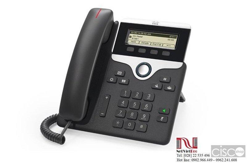 Phone VoIP Cisco CP-7811-K9 chính hãng