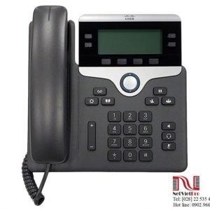 Phone VoIP Cisco CP-7841-3PCC-K9 chính hãng