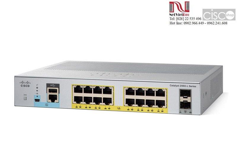 Switch Cisco Catalyst 1000 C1000-16P-E-2G-L