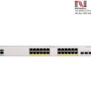 Switch Cisco Catalyst 1000 C1000-24FP-4G-L
