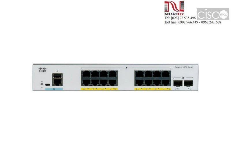 Switch Cisco Catalyst 1000 C1000-16P-2G-L
