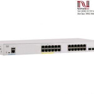 Switch Cisco Catalyst 1000 C1000-24FP-4X-L