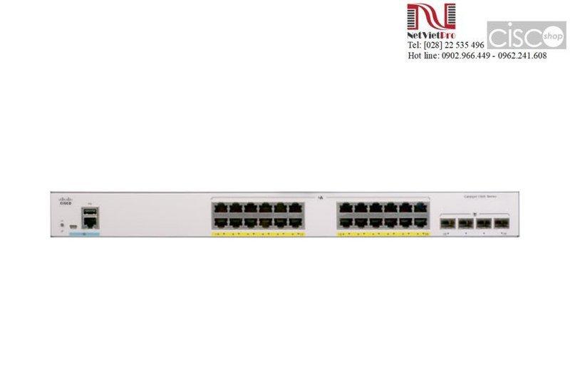 Switch Cisco Catalyst 1000 C1000-24P-4G-L