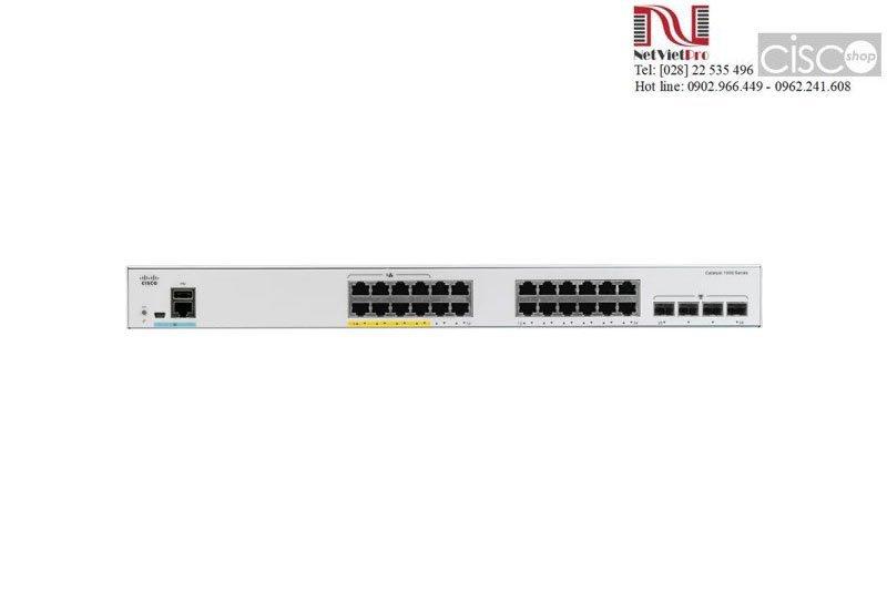 Switch Cisco Catalyst 1000 C1000-24T-4G-L