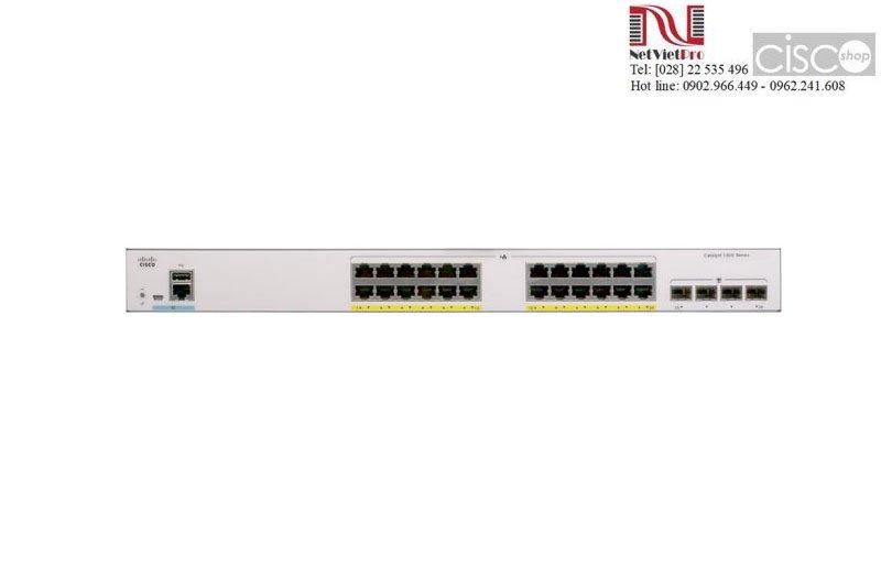 Switch Cisco Catalyst 1000 C1000-24T-4X-L