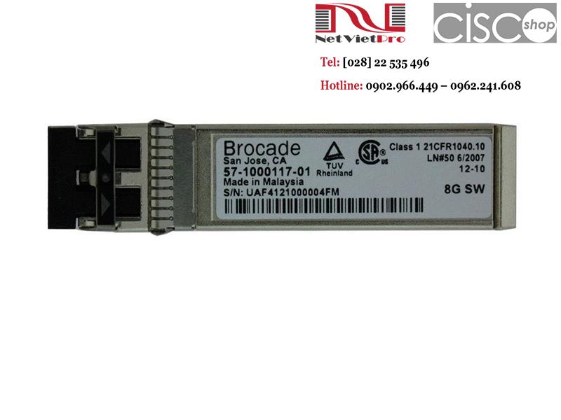 Transceiver SFP Brocade 57-1000117-01 8G SW