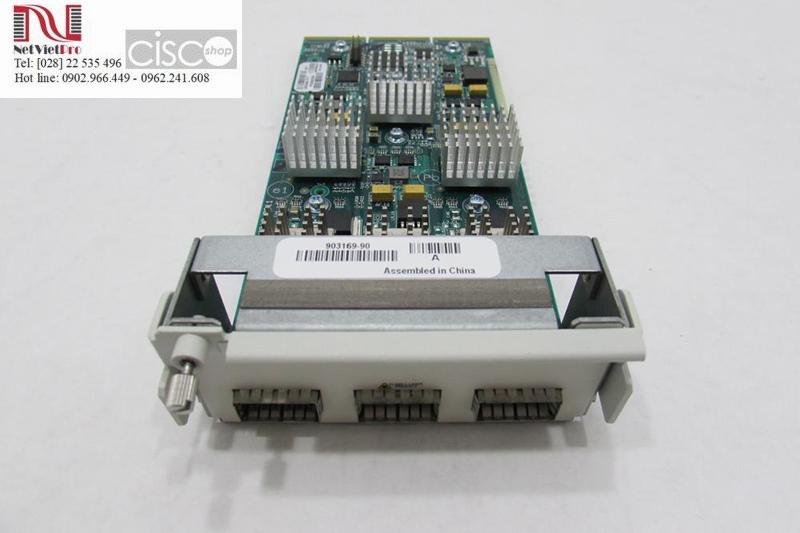 Alcatel-Lucent Interface Card OS-QNI-U3