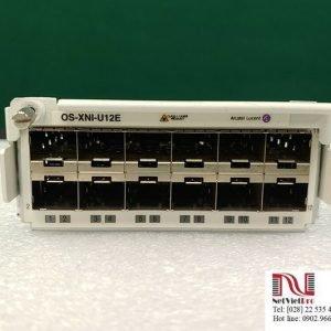 Alcatel-Lucent Interface Card OS-XNI-U12E