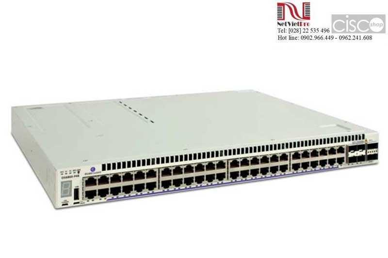 Alcatel-Lucent OmniSwitch OS6860-P48
