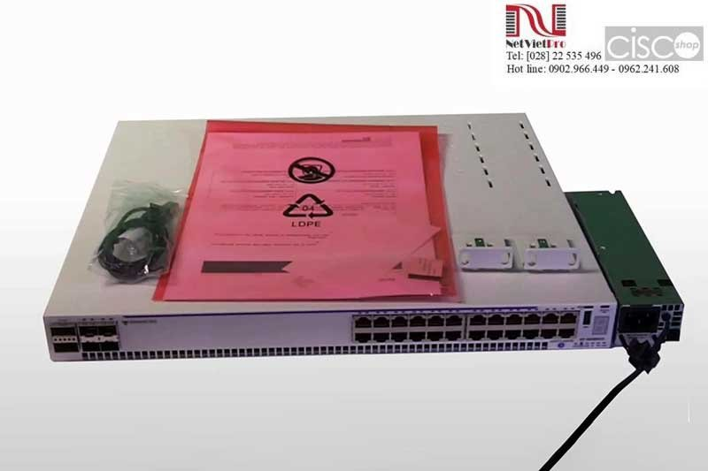 Alcatel-Lucent OmniSwitch OS6860E-24D