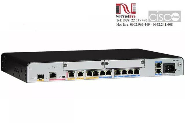 Huawei AR1220E Series Enterprise Routers
