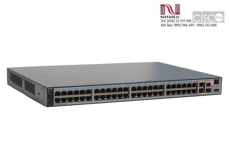 Huawei AR2202-48FE Series Enterprise Routers