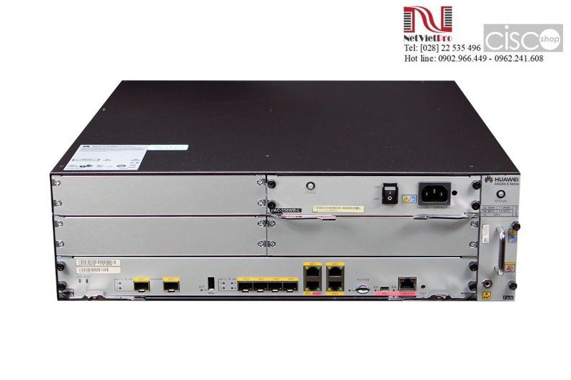 Huawei AR3260-S Series Enterprise Routers