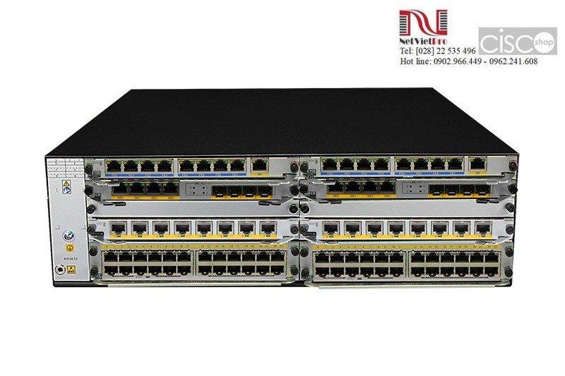 Huawei AR3670 Series Enterprise Routers