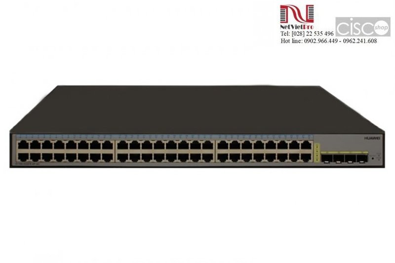 Huawei Switches Series S1700-52GFR-4P-AC