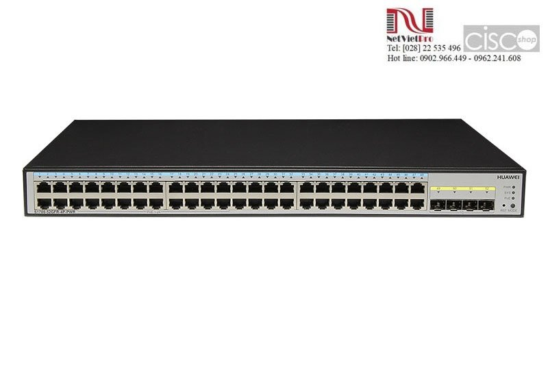 Huawei Switches Series S1700-16R