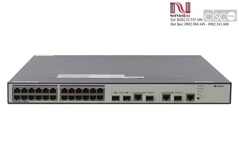 Huawei Switches Series S3700-28TP-PWR-EI