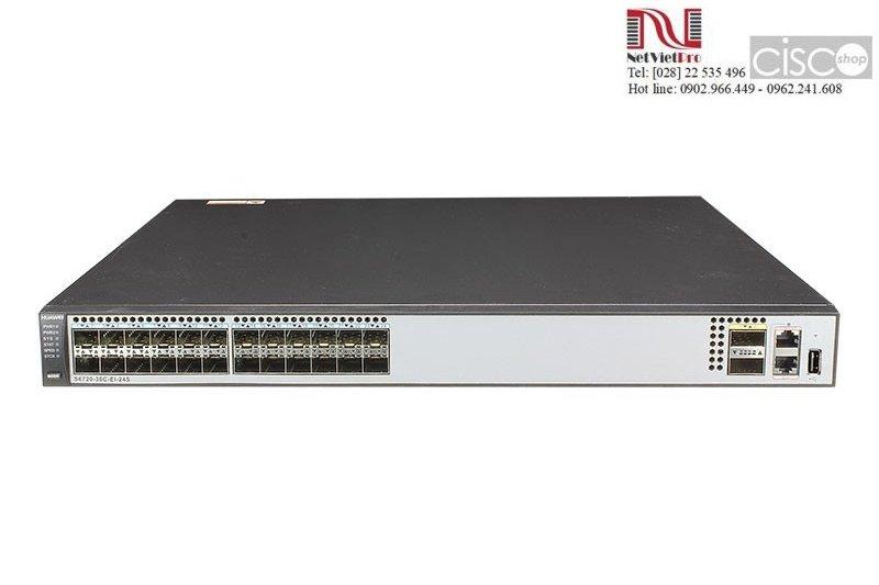 Huawei Switches Series S6720-30C-EI-24S-AC