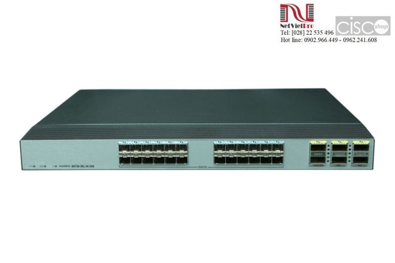Huawei Switches Series S6720-30L-HI-24S