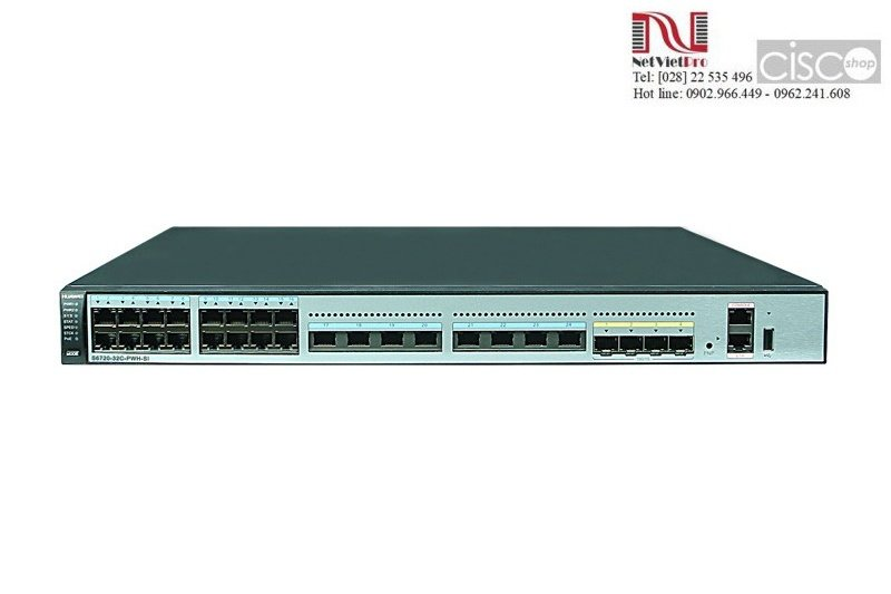 Huawei Switches Series S6720-32C-PWH-SI